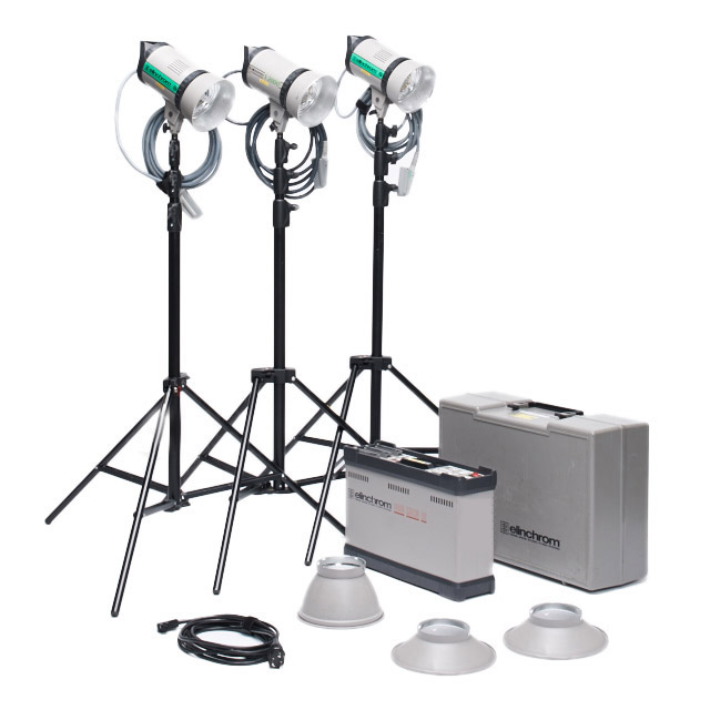 Elinchrom Generator-Set »Ready to go«