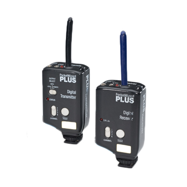 PocketWizard PlusII Digital Set